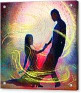 Tangoscape 01 Acrylic Print