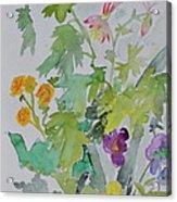Taos Spring Acrylic Print