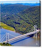 Bear Mountain Bridge 2 Acrylic Print