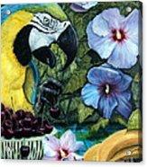Tapestry Acrylic Print
