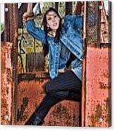 Tara Jerome 2 Acrylic Print