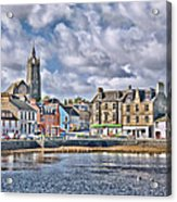 Tarbert -  Loch Fyne Acrylic Print