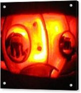 Tarboy Pumpkin Acrylic Print
