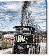 Tarmac Steam Wagon 1 Acrylic Print