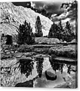 Tarn Reflection Acrylic Print