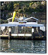 Taronga Zoo Wharf Acrylic Print