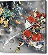 Tatakai Acrylic Print
