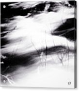 Tathata #000001 Acrylic Print by Alex Zhul