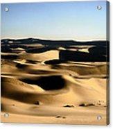 Tatooine Acrylic Print