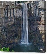 Taughannock Falls  0453 Acrylic Print