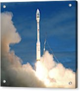Taurus Rocket Launch Acrylic Print