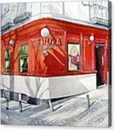 La Bola Tavern Acrylic Print