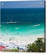 Tawaen Beach Acrylic Print