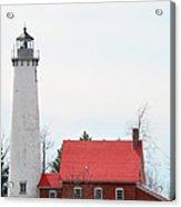 Tawas Point Lighthouse Acrylic Print