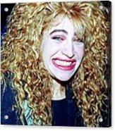 Taylor Dane 1988 Acrylic Print