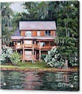 Taylor House Acrylic Print