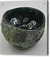 Tea Bowl #5 Acrylic Print