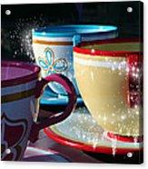 Tea For You Acrylic Print