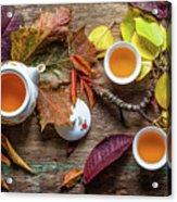 Tea Of September Acrylic Print