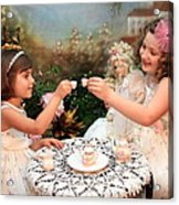Tea Party Acrylic Print