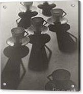 Teacup Ballet Acrylic Print