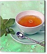 Teacup Acrylic Print