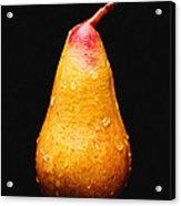 Tears Of A Sad Pear Acrylic Print