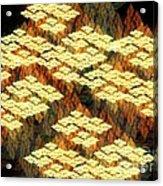Tectonics Acrylic Print