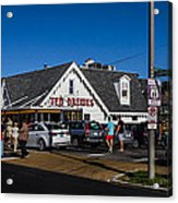 Ted Drewes Acrylic Print