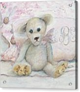 Teddy Friend Acrylic Print