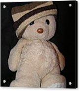 Teddy Wants To Hug You Acrylic Print by Catherine Ali