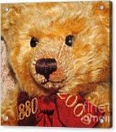 Teddy's Anniversary Acrylic Print