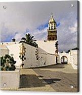 Teguise On Lanzarote Acrylic Print