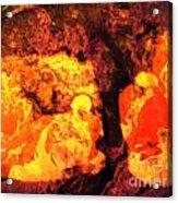 Teit Acrylic Print