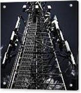 Telecommunications Tower Acrylic Print