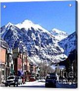 Telluride Colorado Acrylic Print