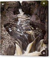 Temperance River Scene 1 Acrylic Print