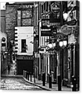 Temple Bar / Dublin Acrylic Print