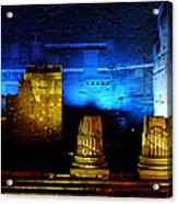 Temple Of Mars Ultor Acrylic Print