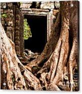 Temple Ruins 01 Acrylic Print