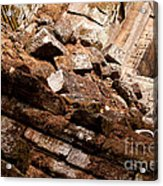 Temple Ruins 04 Acrylic Print