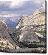 Tenaya Lake Yosemite Acrylic Print