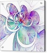 Tendrils 10 Acrylic Print