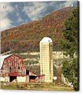 Tennessee Barn 2 Acrylic Print