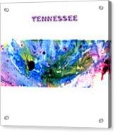 Tennessee Acrylic Print