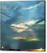 Tennessee Sunset Acrylic Print