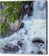 Tennessee Waterfall Acrylic Print