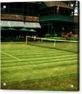 Tennis Hall Of Fame 2.0 Acrylic Print