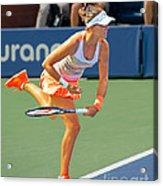 Tennis Star Laura Robson Acrylic Print by Harold Bonacquist