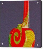Tenor Pono Ukulele Acrylic Print
